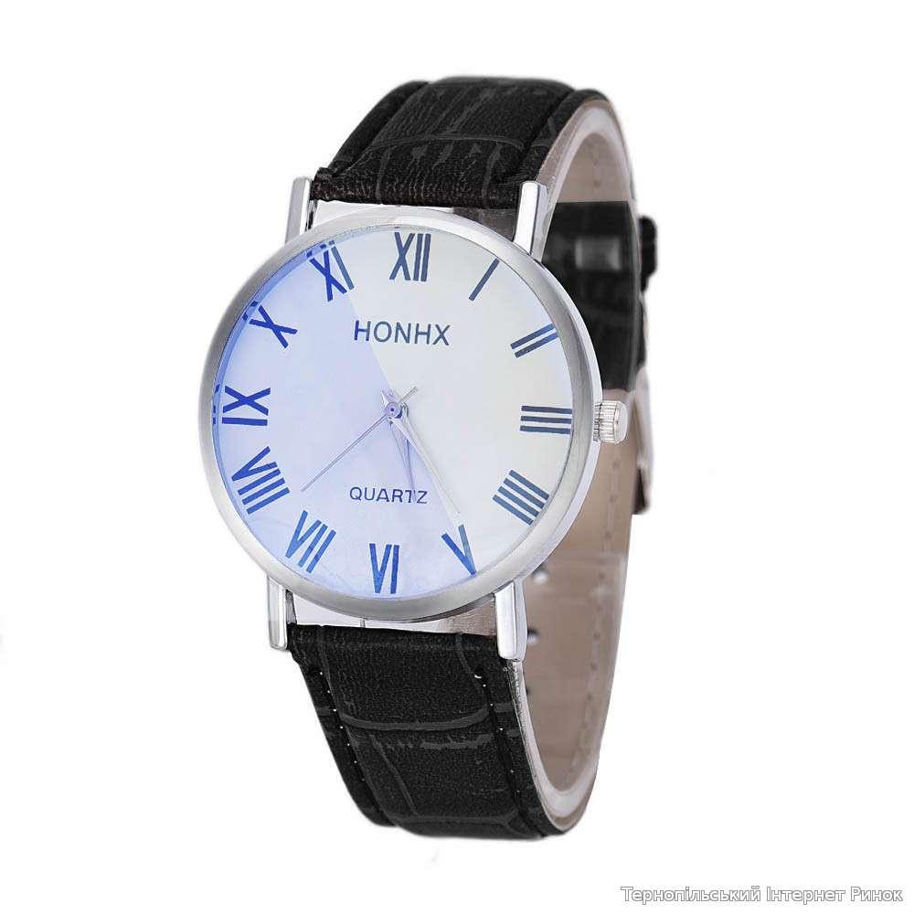 Станом на 05.02.2019  У наявності Щоденна Доставка по Україні - 52 %. Кварцовий  наручний годинник HONHX a462084e56bf1