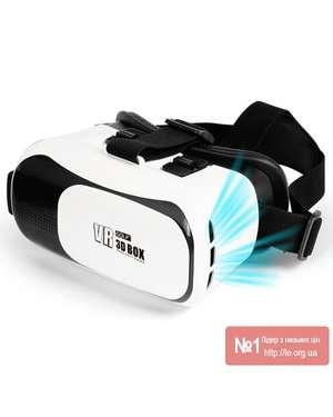 У наявності Окуляри віртуальної реальності GOLF 3D VR BOX GF-VR01 4052804f7c7af