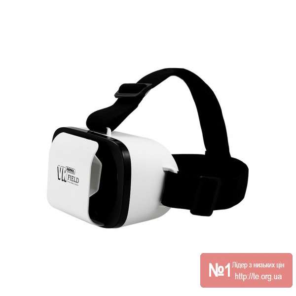 Станом на 23.01.2019  У наявності Щоденна Доставка по Україні - 23 %. Окуляри  віртуальної реальності REMAX 3D Field RT-V02 05d05fc1f155f