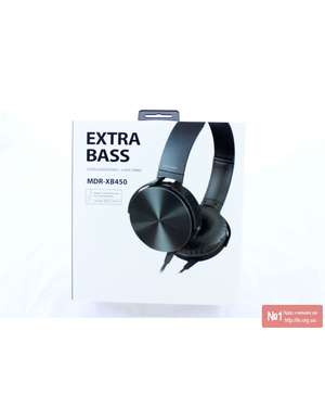 Навушники MDR-XB450 Extra Bass