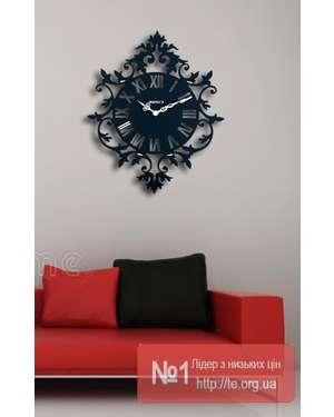 У наявності Хіт продаж Вінтажний настінний 3D годинник - Ретро TimeDecor 595 03c4688e8a2e8